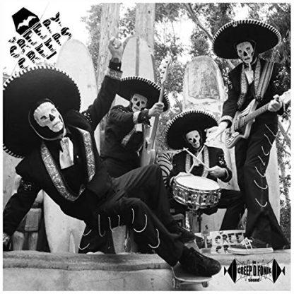 THE CREEPY CREEPS - Creep-O-Phonic Sound LP