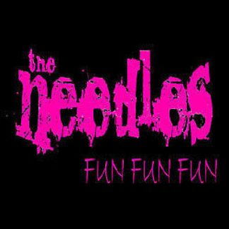 THE NEEDLES - Fun, Fun, Fun CD