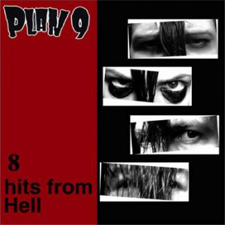 PLAN 9 - 8 Hits From Hell 12""