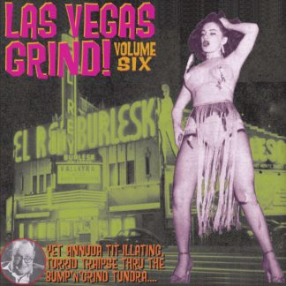 VA: LAS VEGAS GRIND! Vol.6 LP