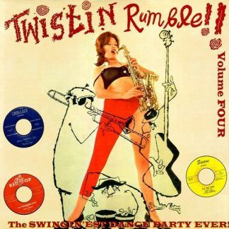 VA: TWISTIN RUMBLE!! Volume Four LP