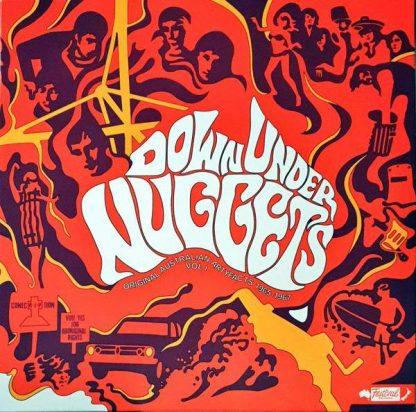 VA: DOWN UNDER NUGGETS - Original Australian Artyfacts 1965-1967 LP