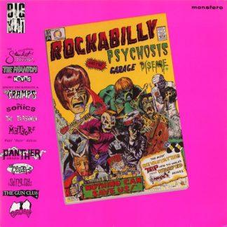 VA: Rockabilly Psychosis LP