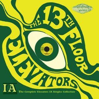 """13th FLOOR ELEVATORS - Complete IA 7"""" Singles Box Set"""