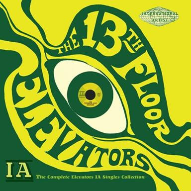 "13th FLOOR ELEVATORS - Complete IA 7"" Singles Box Set"