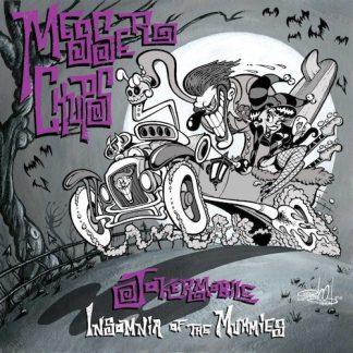 "MESSER CHUPS - Jokermobile 7"" EP"