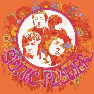 SONIC FLOWER - Rides Again LP