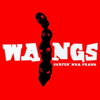 """THE WANGS - Surfin' Nha Trang 7"""""""