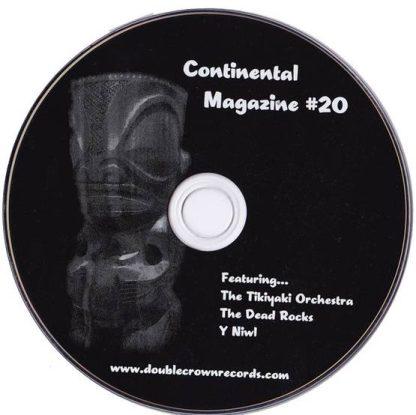 Continental Magazine #20 CD