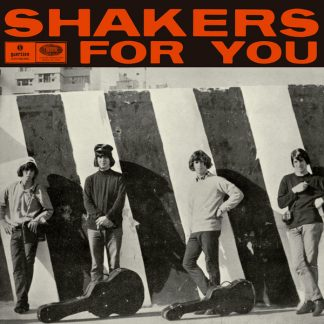 LOS SHAKERS - For You LP