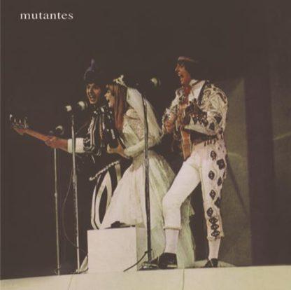 OS MUTANTES - Mutantes LP (bottle green vinyl)