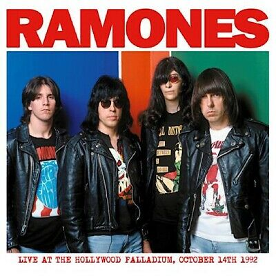 RAMONES: Live at the Hollywood Palladium LP