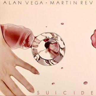 SUICIDE - Alan Vega Martin Rev LP