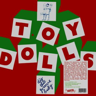 TOY DOLLS - Dig That Groove Baby LP