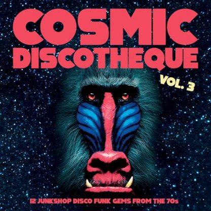 V/A COSMIC DISCOTHEQUE Vol.3 LP