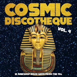 V/A COSMIC DISCOTHEQUE Vol.4 LP