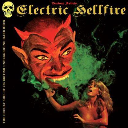 V/A ELECTRIC HELLFIRE LP