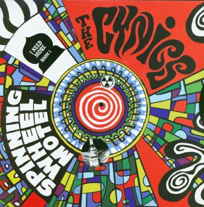 THE CYNICS: Spinning Wheel Motel LP (yellow)