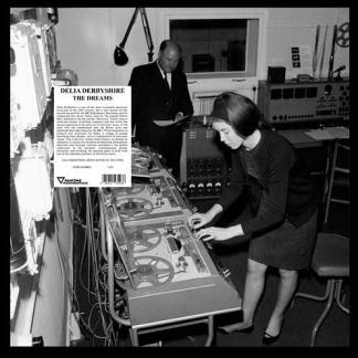 DELIA DERBYSHIRE - The Dreams LP
