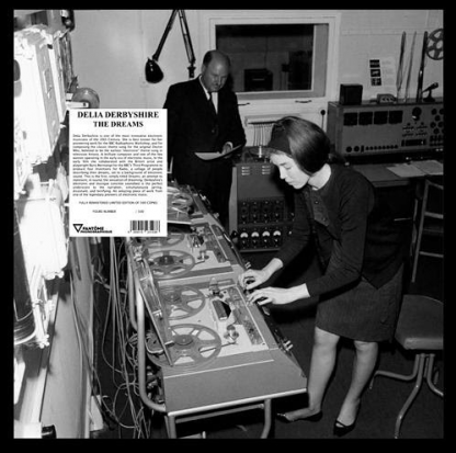 DELIA DERBYSHIRE - The Dreams LP