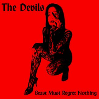 DEVILS: Beast Must Regret Nothing LP
