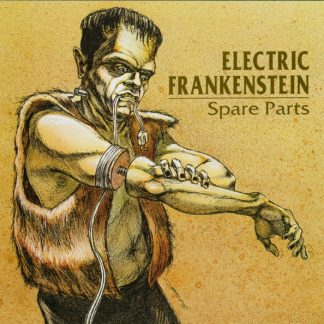 ELECTRIC FRANKENSTEIN: Spare Parts LP (red)