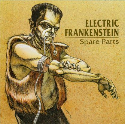 ELECTRIC FRANKENSTEIN: Spare Parts LP (red)