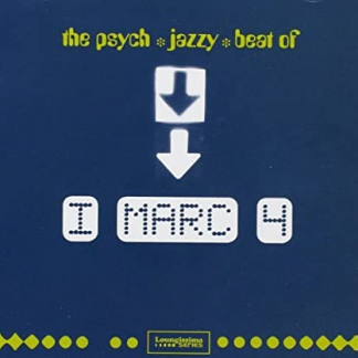 I MARC 4 ‎– The Psych Jazzy Beat Of I Marc 4 CD