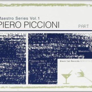 MAESTRO SERIES VOL. 1: Piero Piccioni Part I CD