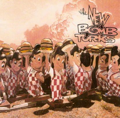 """NEW BOMB TURKS: I'm Weak / Summer Romance 7"""""""