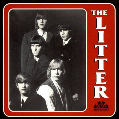 THE LITTER: Action Woman/Somebody Help Me 7″