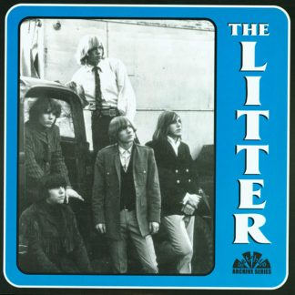 THE LITTER: I'm a Man / Hey Joe 7″