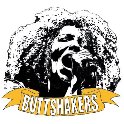 """BUTTSHAKERS, THE: Soul Kitchen 7"""""""