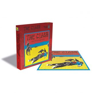 THE CLASH: Give 'Em Enough Rope PUZZLE (500 pieces)
