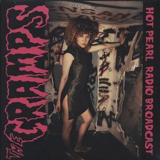 THE CRAMPS: Hot Pearl Radio Broadcast LP