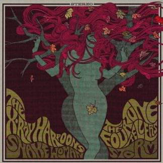 """FOURTUNE-TELLERS, THE / THE X-RAY HARPOONS: Storm / Snake Woman 7"""""""