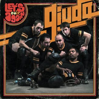GIUDA: Let's Do It Again LP