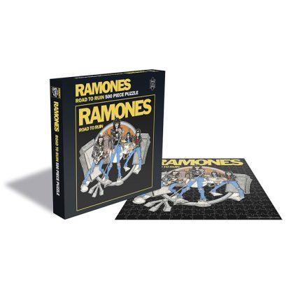 RAMONES: Road To Ruin PUZZLE (500 pieces)