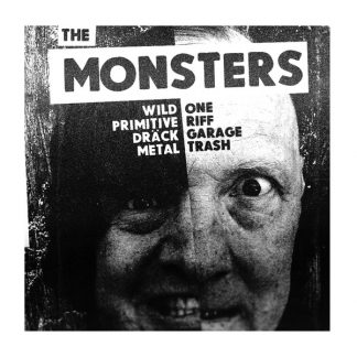 THE MONSTERS: I'm A Stranger to Me EP