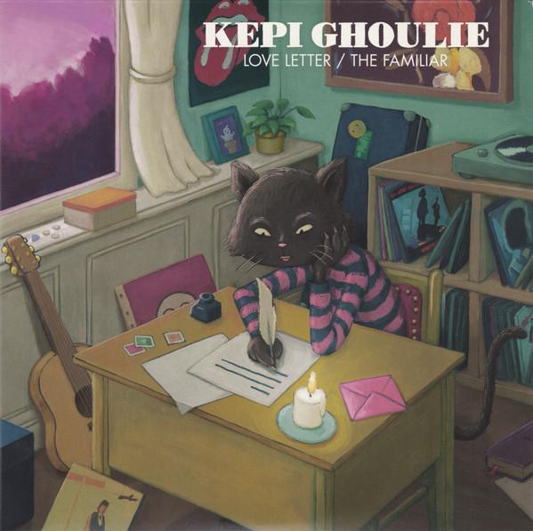 """KEPI GHOULIE: Love Letter / The Familiar 7"""""""