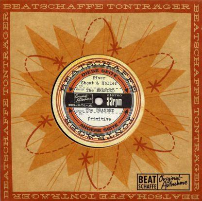 "BRANDED, THE: Fiver / Shout & Holler 7"" EP"