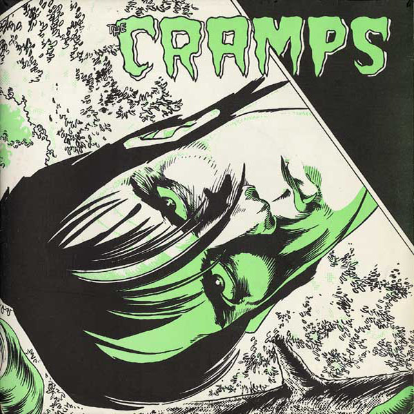 THE CRAMPS: Voodoo Idols/Love Me/Human Fly 7″