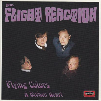 """FLIGHT REACTION, THE: Flying Colors 7"""""""