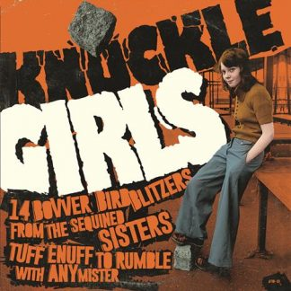 V/A: KNUCKLE GIRLS Vol. 1 LP