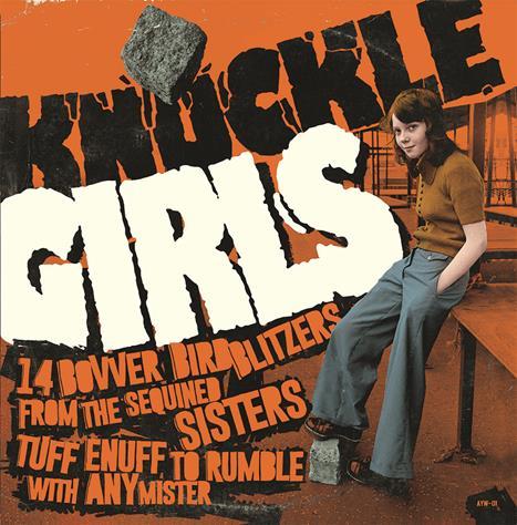 V/A: KNUCKLE GIRLS Vol. 1 LP