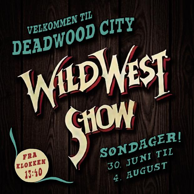 Wild West Show Promo 2019