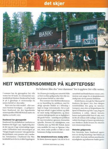 Levende Historie 2009- Side 1
