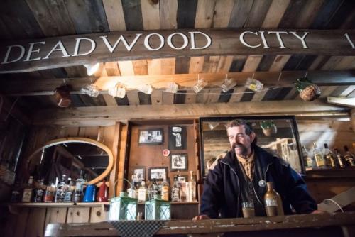 Deadwood City, Modum. Foto: Lisa Rypeng