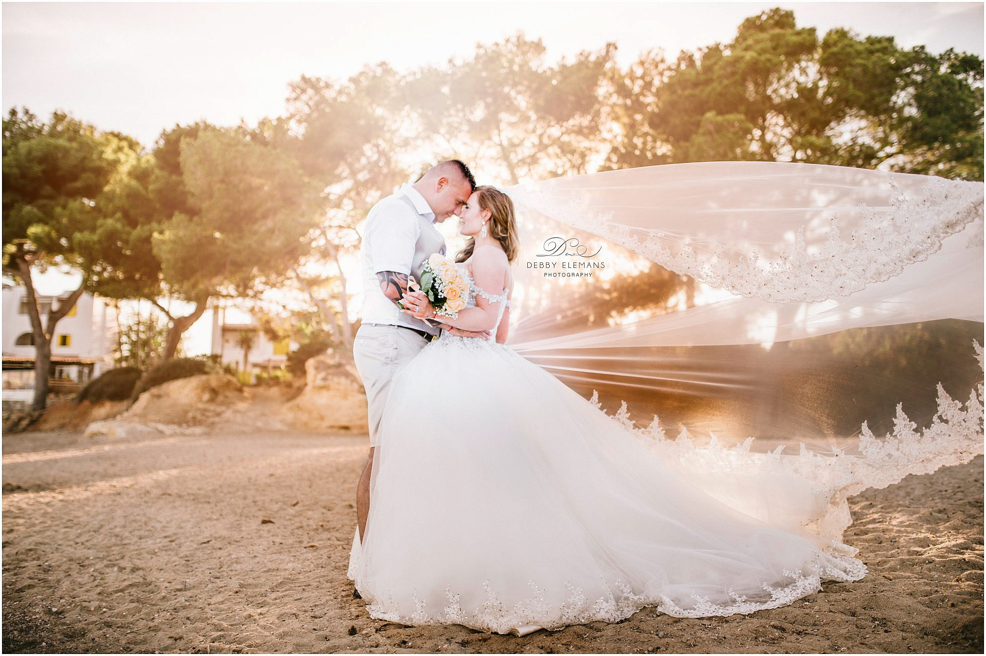 Ibiza Wedding  © Debby Elemans Photography