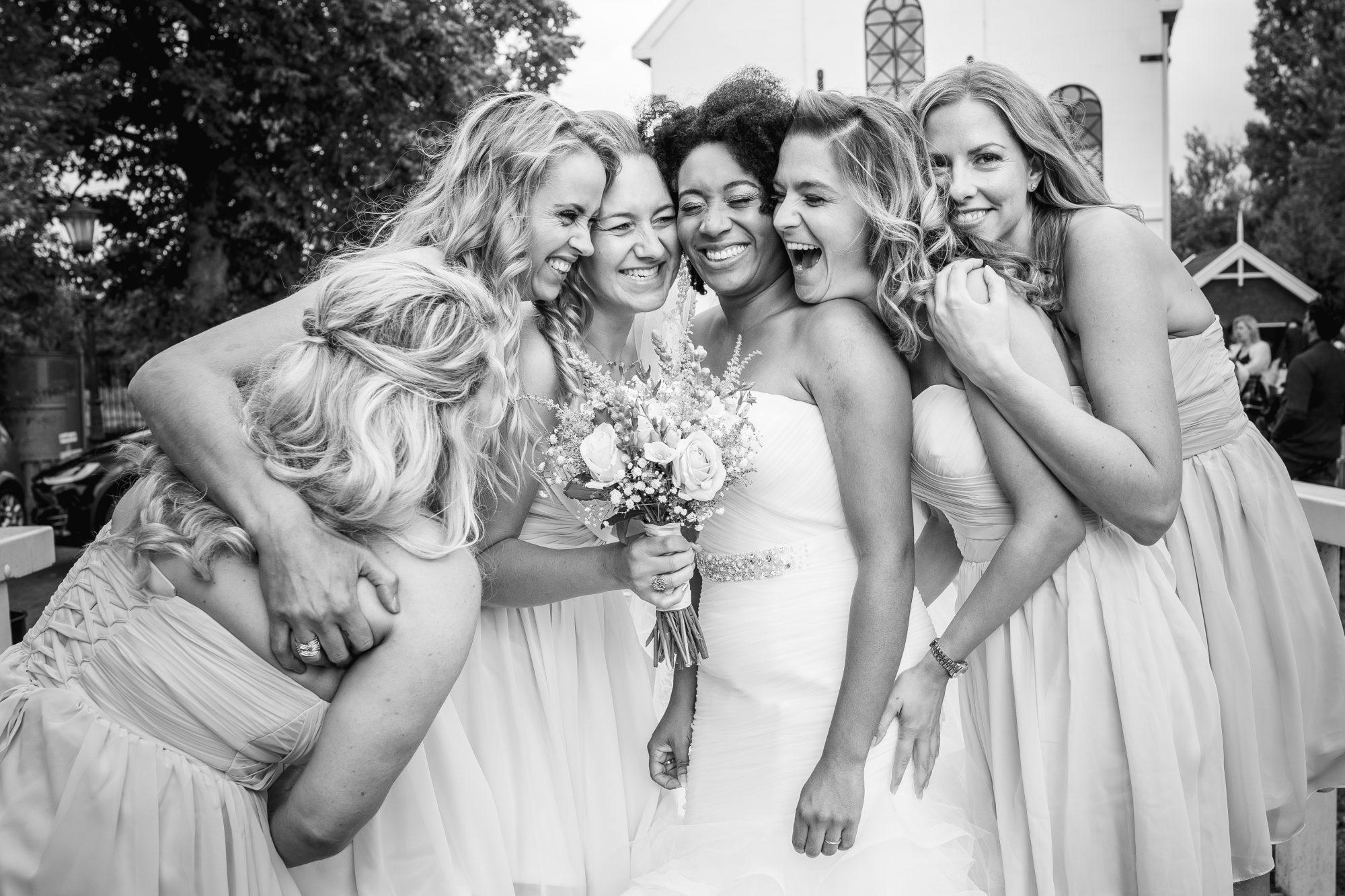 Wie heeft de mooiste bruiloft?   © Debby Elemans Photography